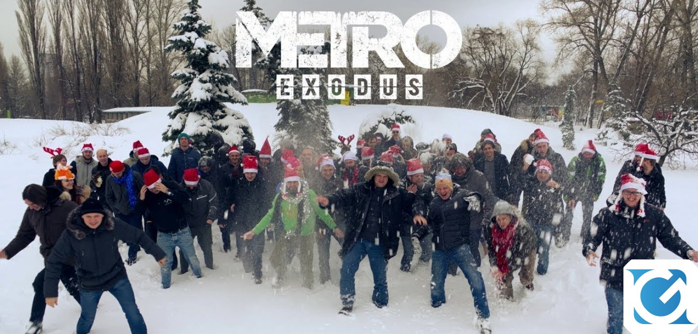 Online l'ultimo episodio del making of di Metro Exodus