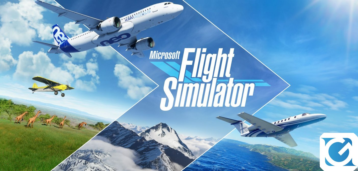 Microsoft Flight Simulator e World of Warcraft: Shadowlands ora dispongono del driver GeForce Game Ready