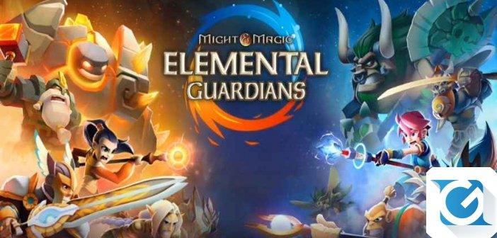 Might & Magic Elemental Guardians: la famosa saga Ubisoft arriva su mobile!