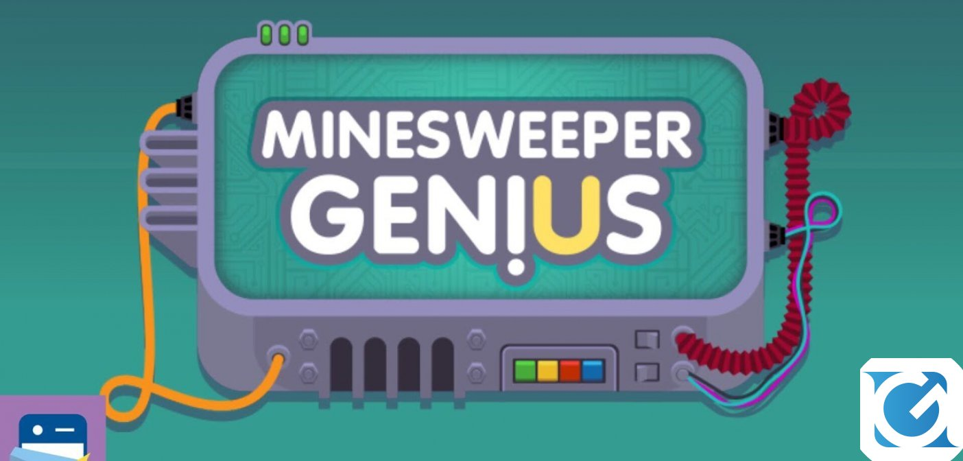 Minesweeper Genius è disponibile per XBOX One, Playstation 4 e Nintendo Switch