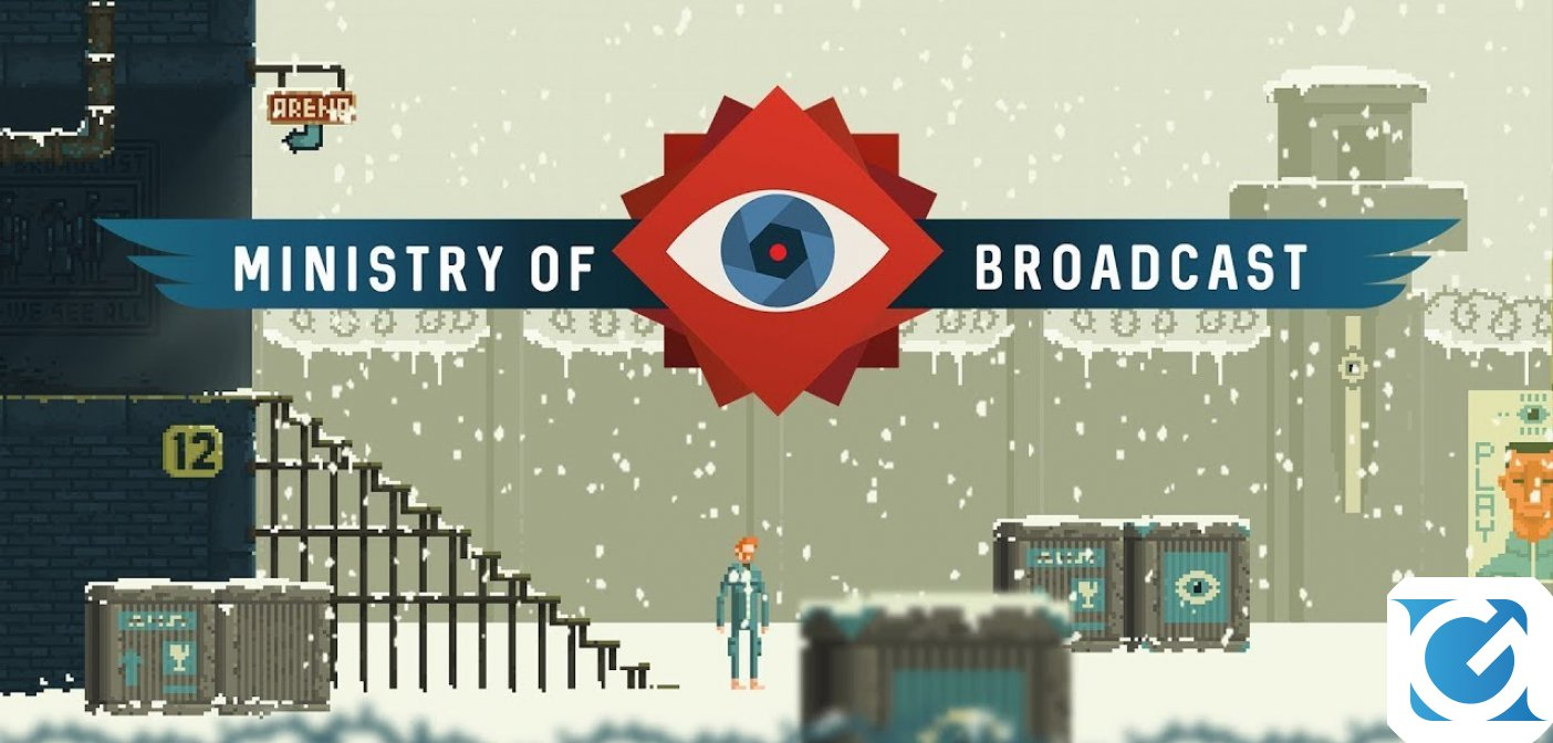 Ministry of Broadcast è disponibile su Nintendo Switch