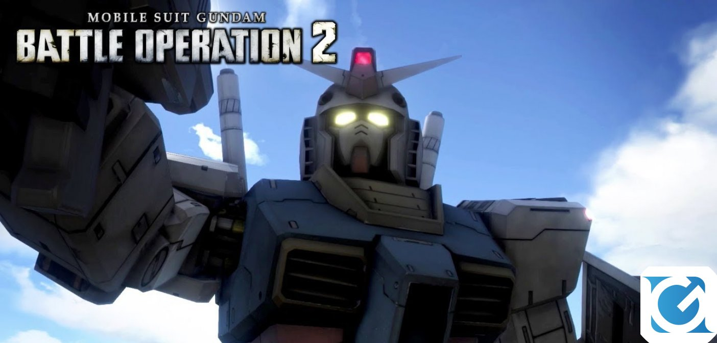 Mobile Suit Gundam Battle Operation 2 è disponibile gratuitamente su PS4