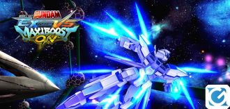 Mobile Suit Gundam Extreme VS. Maxiboost ON arriva su Playstation 4