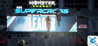 Monster Energy Supercross - The Official Videogame 3 annunciato ufficialmente