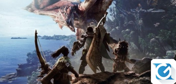 Il Rathalos di Monster Hunter World arriva su Final Fantasy XIV Online