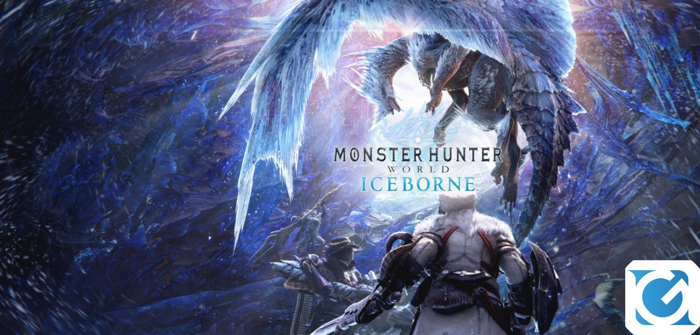 Un nuovo story trailer per Monster Hunter World: Iceborne