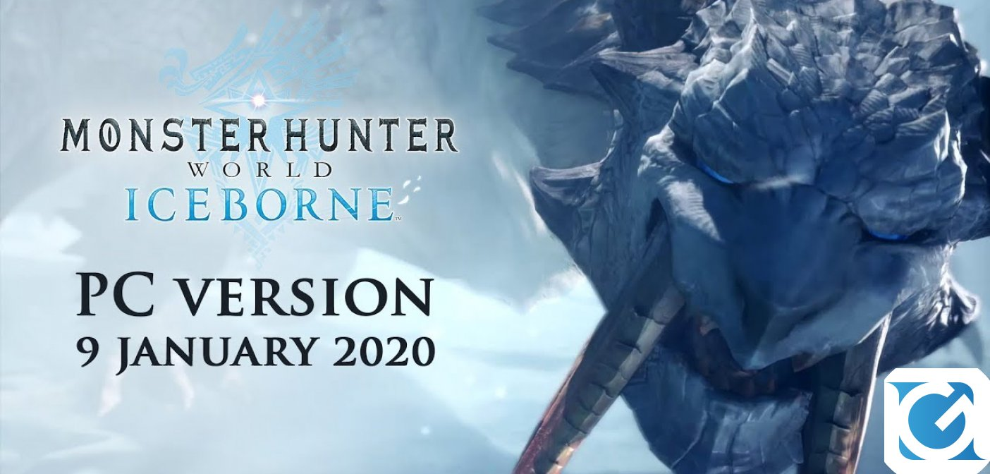 Monster Hunter World: Iceborne ha una data d'uscita su PC