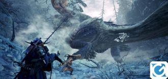 Abbiamo la data per la beta Monster Hunter World: Iceborne