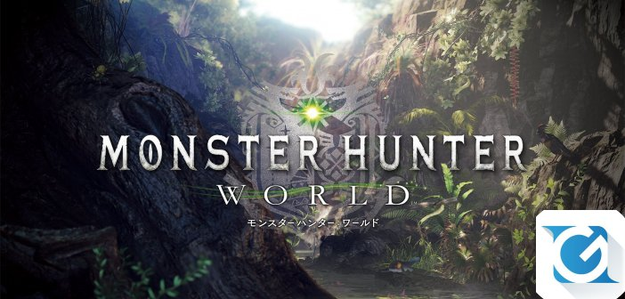 Monster Hunter World e' disponibile!