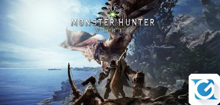 Monster Hunter: World arriva su PC il 9 agosto