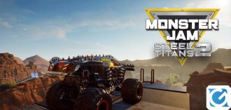 Monster Jam Steel Titans 2 è disponibile per PC e console