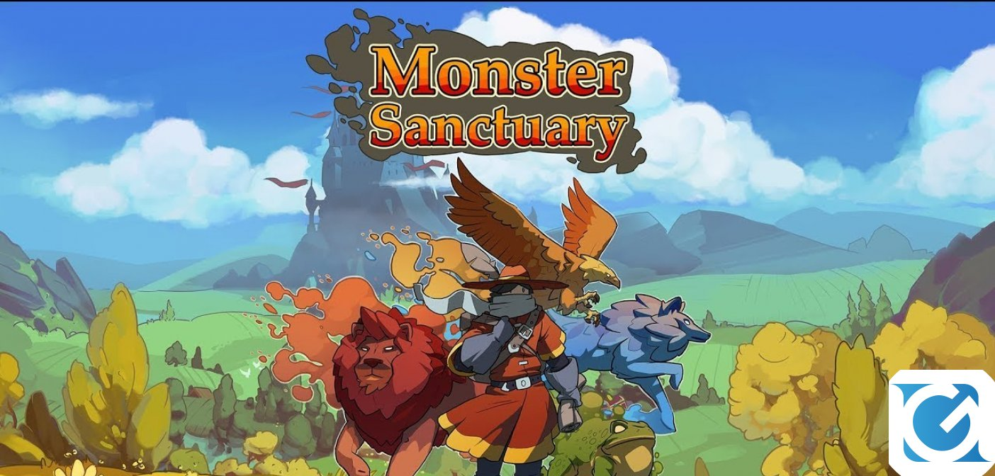 Monster Sanctuary è disponibile in Early Access su Steam