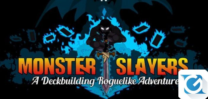 Monster Slayer arriva su XBOX One, Playstation 4 e PS Vita!