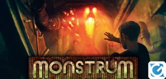 Monstrum è disponibile in versione fisica per console