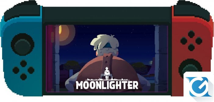 Moonlighter arriva per XBOX One, Playstation 4, PC e Nintendo Switch il prossimo 29 maggio