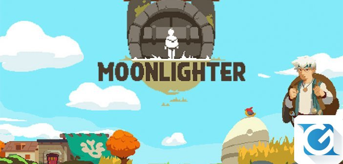 Moonlighter e' preordinabile per XBOX One