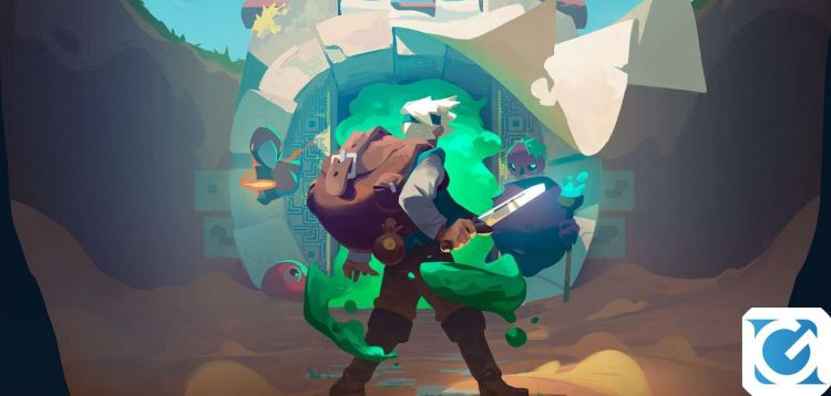 Moonlighter: aperti i pre-order su Switch