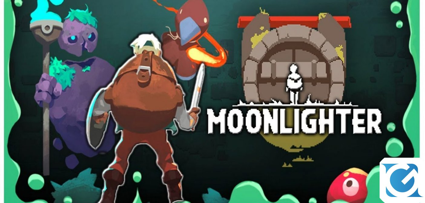 Moonlighter è disponibile per Nintendo Switch