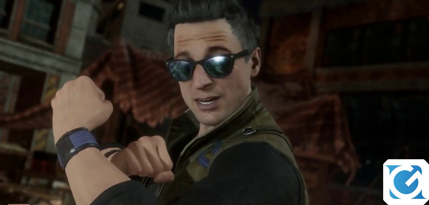Mortal Kombat 11: ecco Johnny Cage