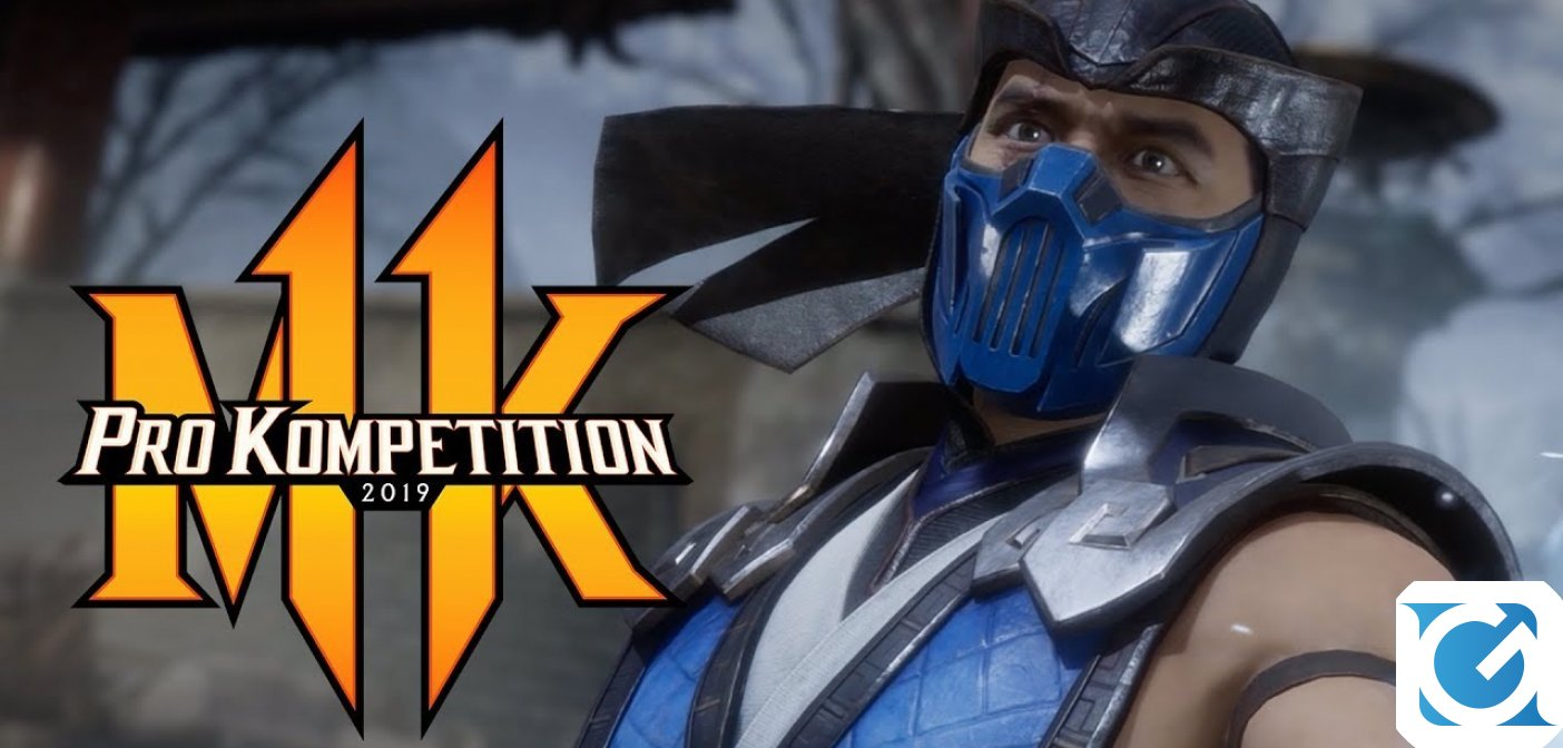 Warner Bros annuncia la Mortal Kombat 11 Pro Kompetition 2019/2020