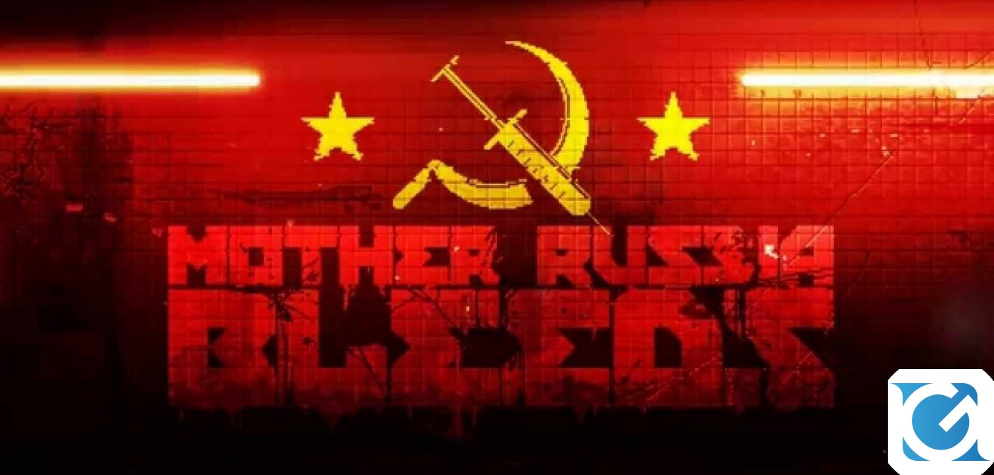 Mother Russia Bleeds è arrivao anche su Nintendo Switch