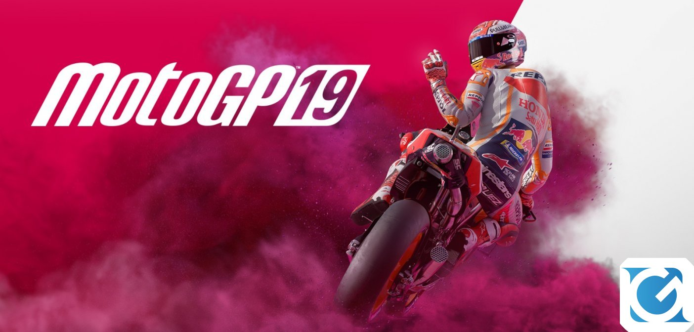MotoGP 19 è disponibile per PC e console