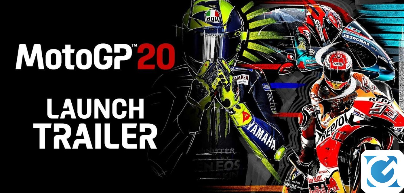 MotoGP 20 è disponibile per PC e console