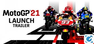 MotoGP 21 è disponibile!
