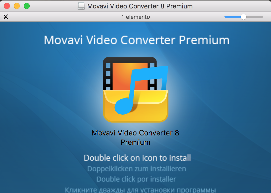 Movavi Video Conveter