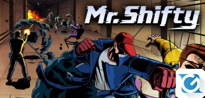 Recensione Mr. Shifty