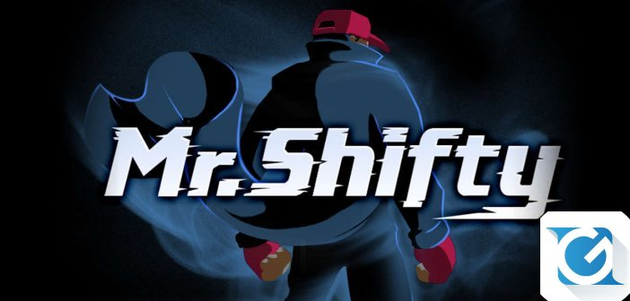 Mr Shifty si teletrasporta su Nintendo Swtich e Steam
