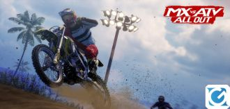 MX VS ATV All Out arriva su Nintendo Switch il 1 settembre