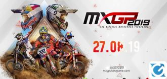 Milestone svela il feature trailer di MXGP 2019