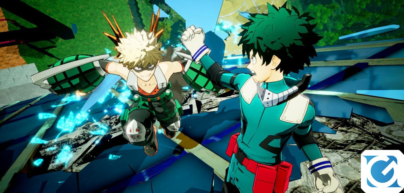 My Hero One's Justice: Svelata una versione alternativa di Deku