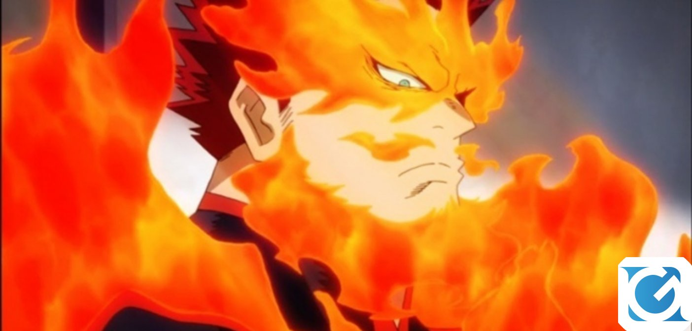 Endeavor si unisce al roster di My Hero One's Justice
