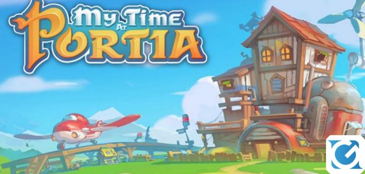 My Time at Portia arriva il 16 aprile su Switch, XBOX One e PS4