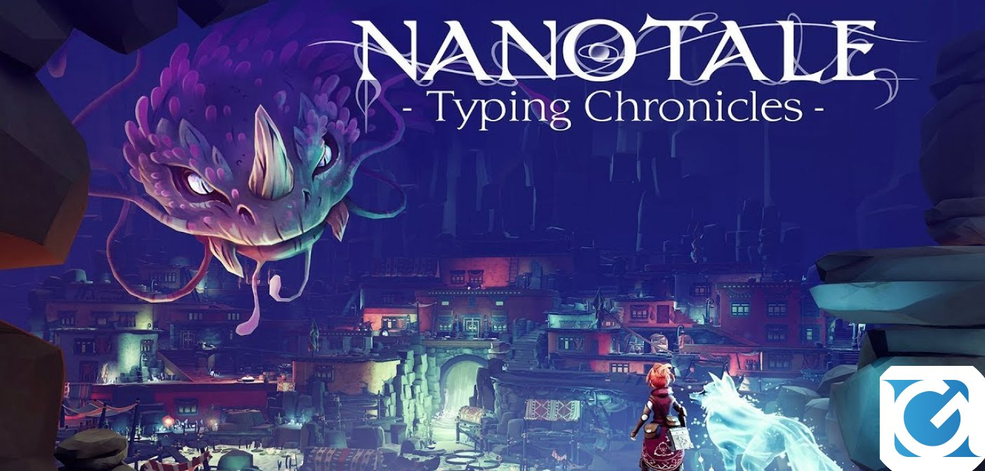 Nanotale sarà disponibile su Steam e Google Stadia da questa primavera