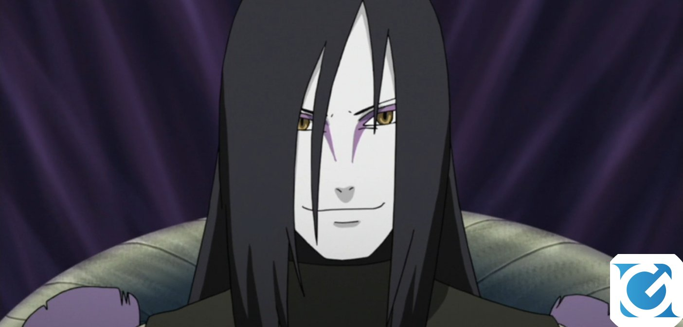Orochimaru è giocabile in NARUTO TO BORUTO: SHINOBI STRIKER