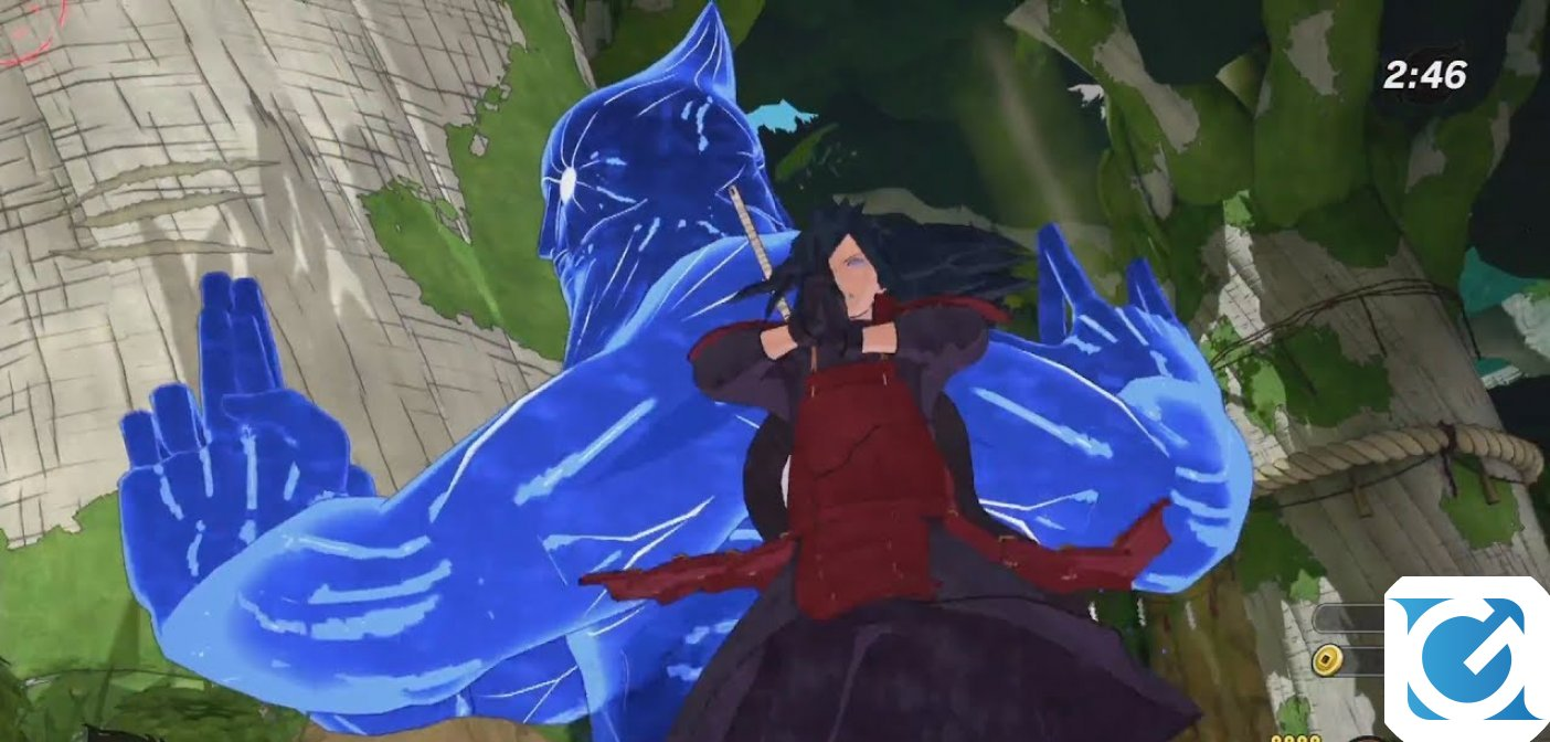 Naruto to Boruto: Shinobi Striker: arriva Madara