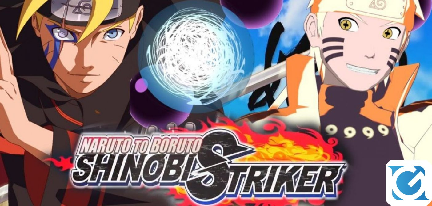 Naruto to Boruto: Shinobi Striker e' disponibile per PC e console
