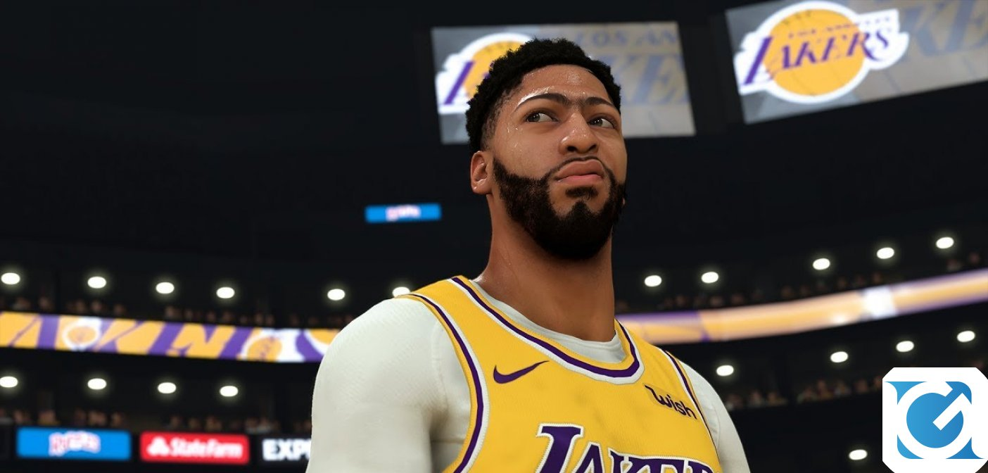 Disponibile il primo video di gameplay di NBA 2K20