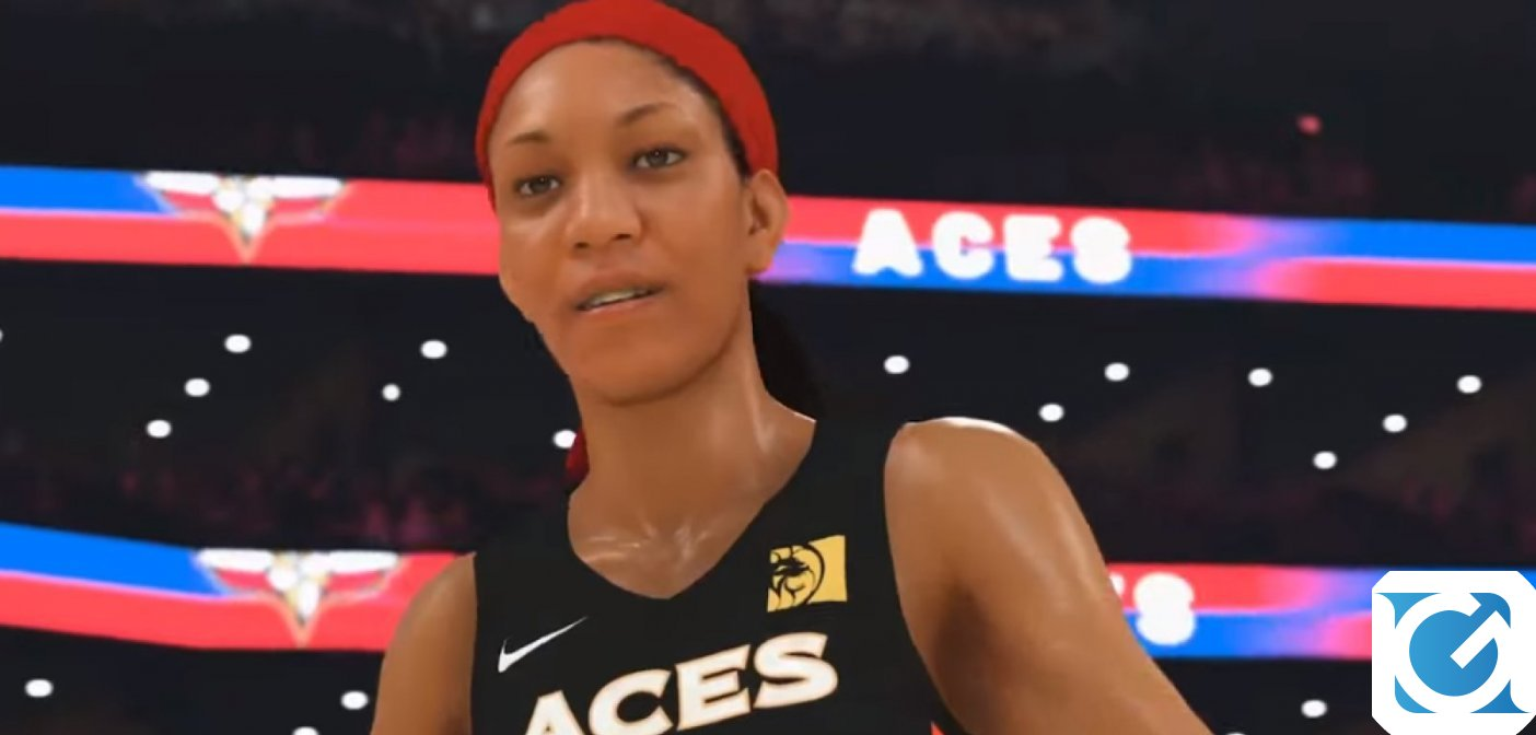 WNBA arriva in NBA 2K20