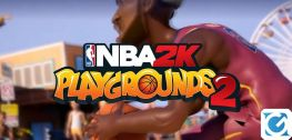 NBA 2K Playgrounds 2 è disponibile per PC e console