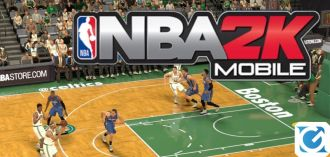 NBA2K Mobile è disponibile