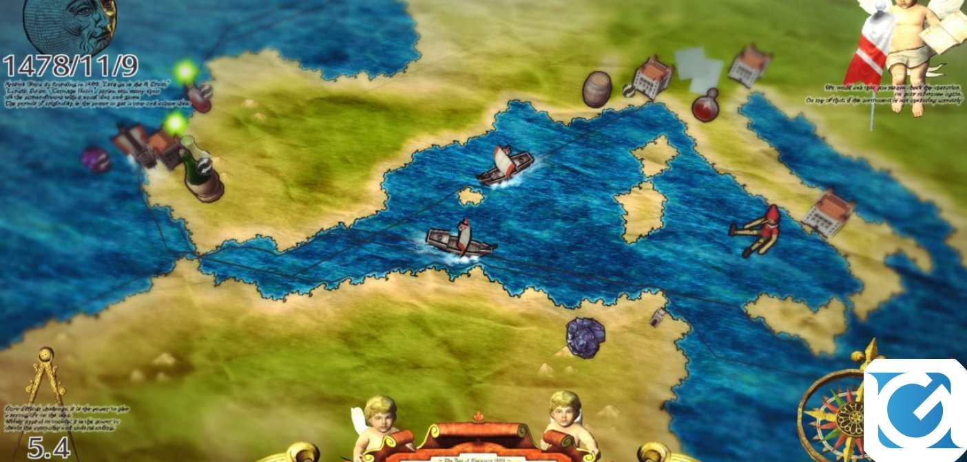 Nuovo video per Neo Atlas 1469