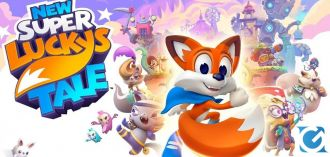 New Super Lucky's Tale arriverà su XBOX One e PS4 questa estate