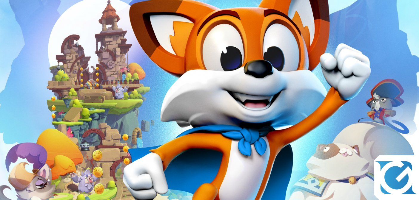 E3 2019: Annunciato New Super Lucky's Tale per Nintendo Switch