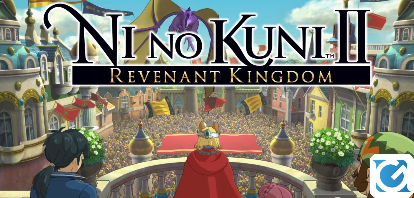 Annunciato il DLC The Lair of the Lost Lord per Ni No Kuni II: Il destino di un Regno