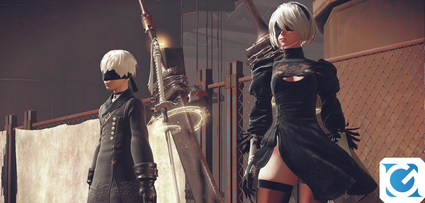 NieR:Automata Game of the YoHRa Edition arriva a febbraio su PS4 e PC