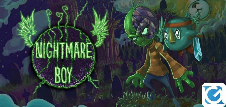 Nightmare Boy è disponibile in formato fisico per Switch